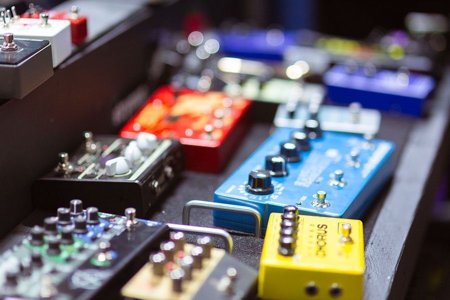 Tube Town guitar pedals