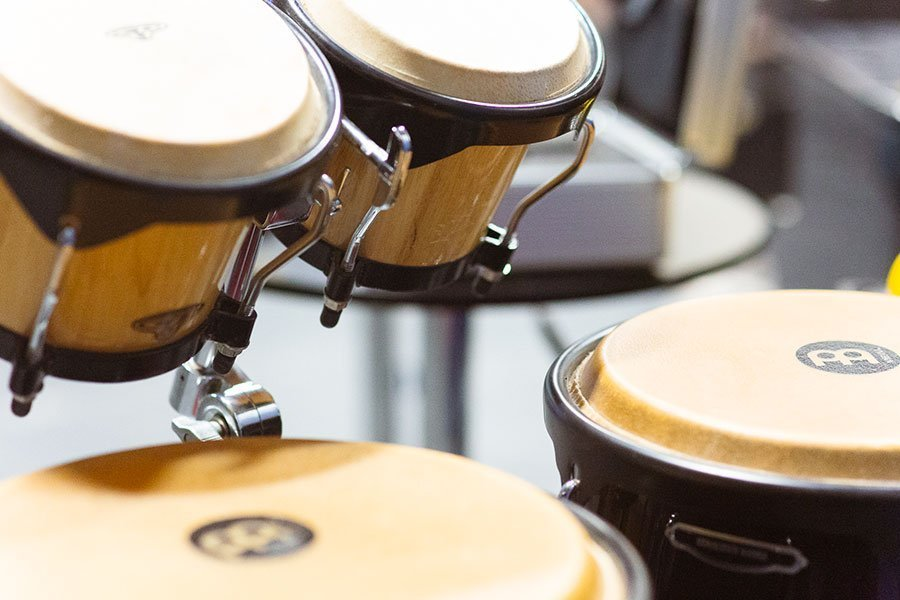 hand drums at Innervoice Media