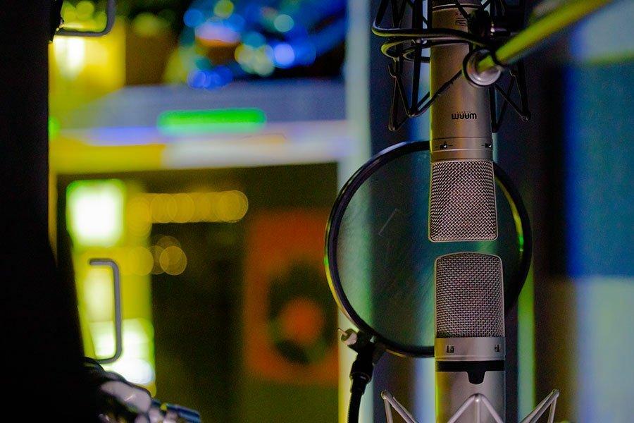 Innervoice studio microphones
